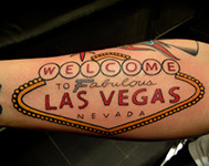 Tattoo Shops in Las Vegas