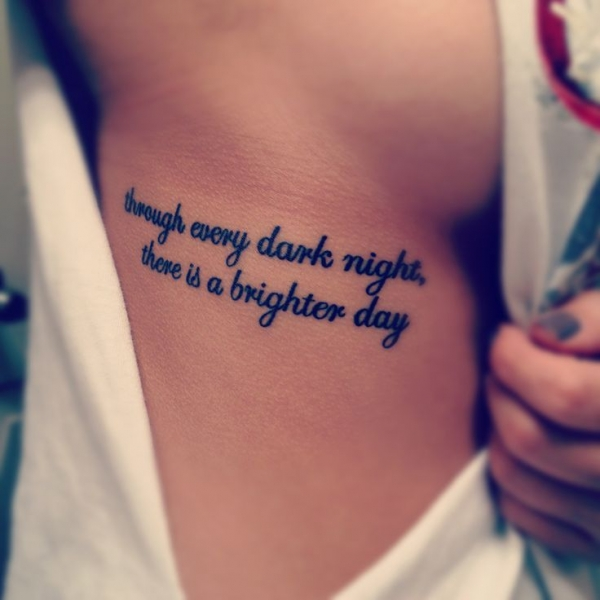 brighter days quote