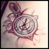 Awesome compass