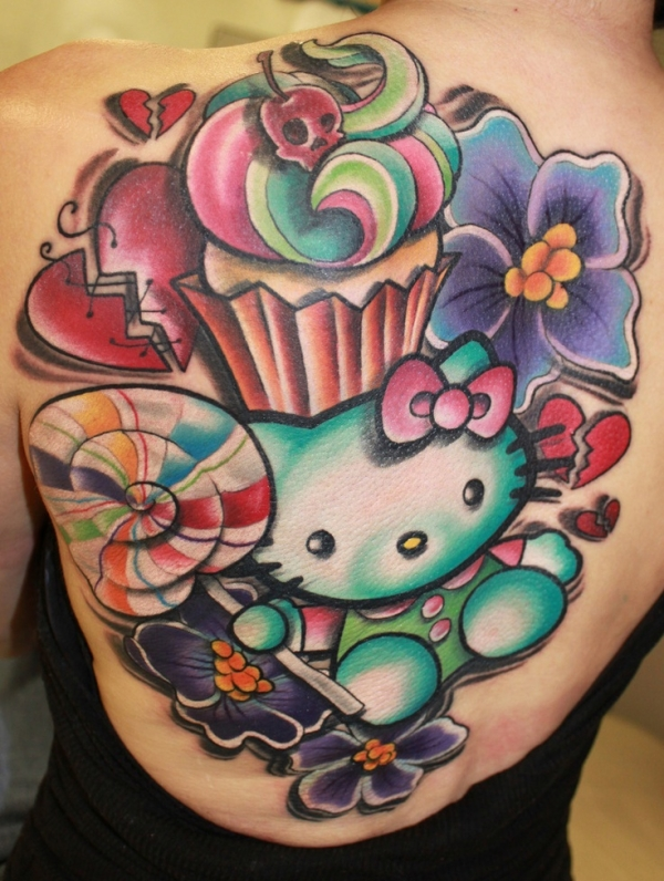 Hello Kitty by Jesse Smith