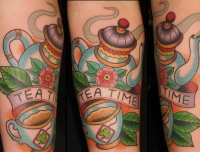 Tea Time anyone? By Matt Brotka