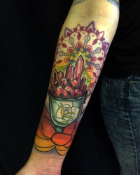 Psychedelic Coffee by Dave Barton
