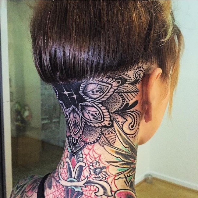 Awesome back neck idea