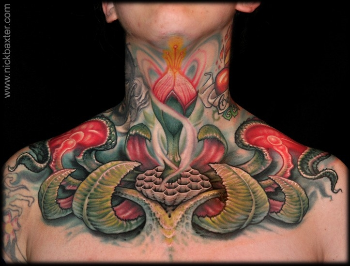 Chest & Neck from Nick Baxter