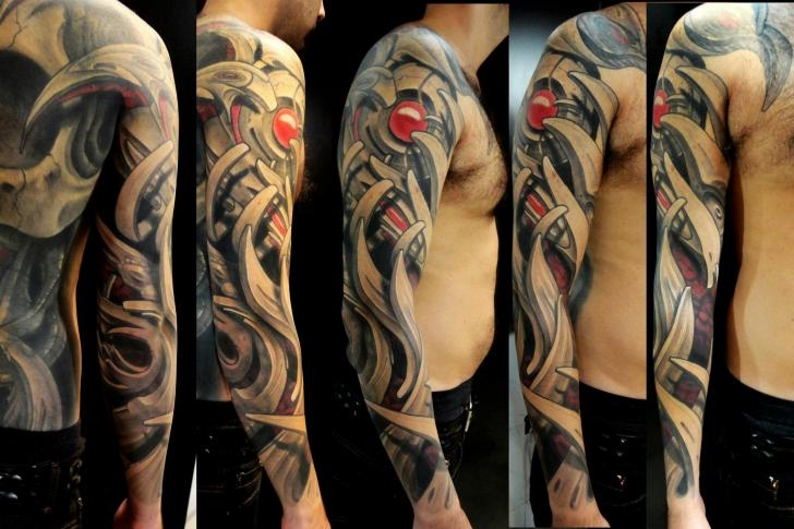 Biomechanical sleeve sleeve