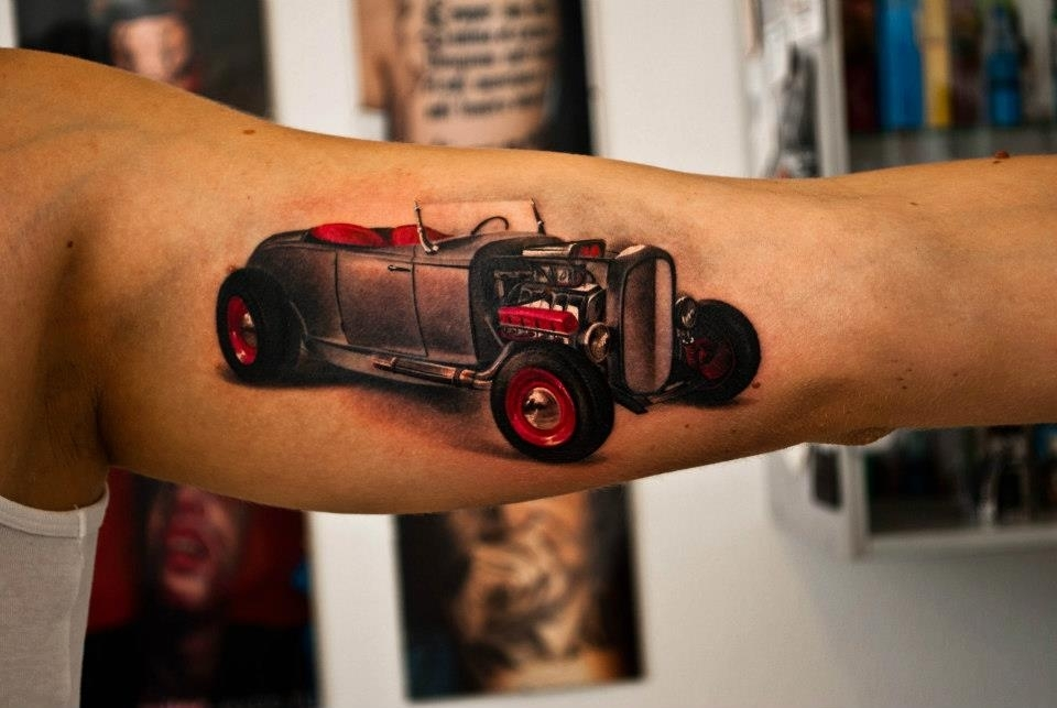 Classic cars by Denis Sivak