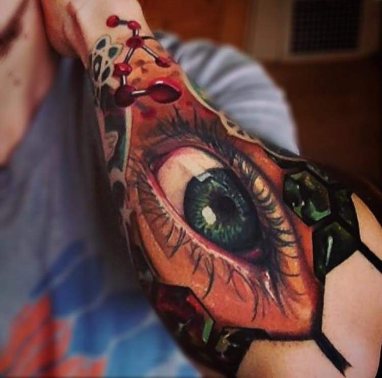 Eye by Jake Ross