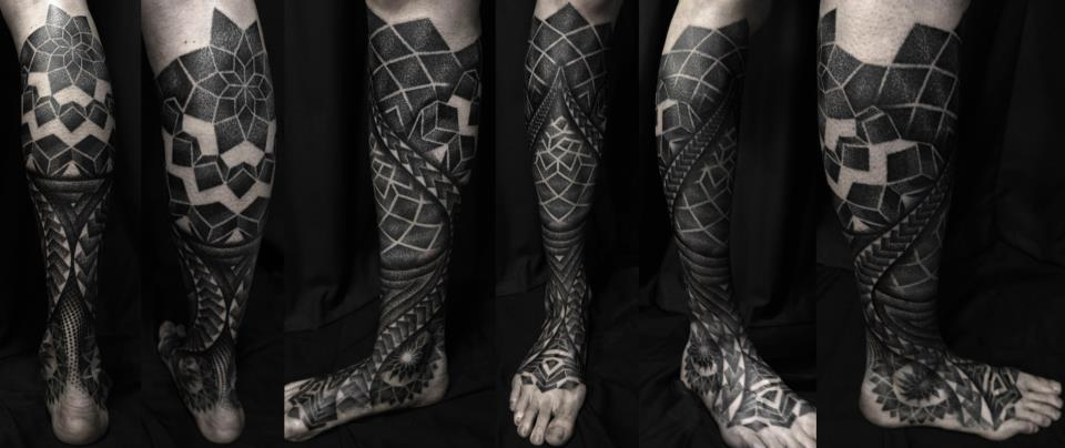 Blackwork by Alex Arnautov